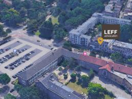 LEFF advocaten Routebeschrijving bedrijfspand